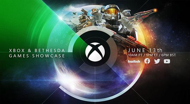 Read more about the article Xbox & Bethesda Games Showcase acontece em 13 de junho