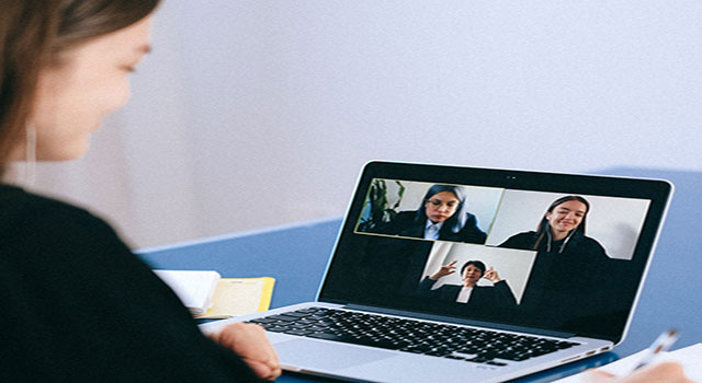 Read more about the article Dicas para garantir reuniões virtuais mais seguras