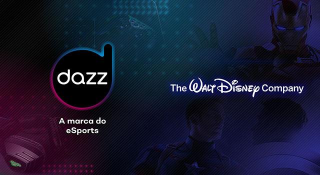 Read more about the article Dazz anuncia parceria com a Disney