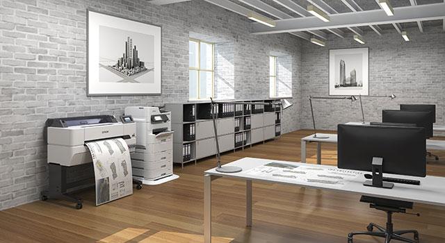 Read more about the article Epson lança impressoras para arquitetura, engenharia e CAD