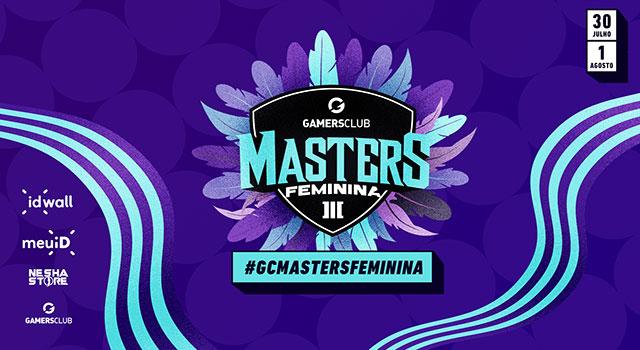 Gamers Club anuncia 3ª edição da Masters Feminina de CS:GO
