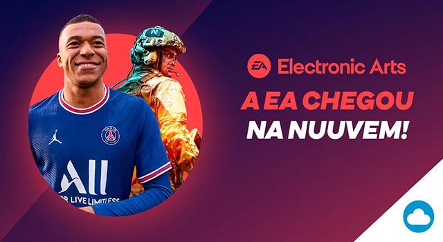 Read more about the article EAé a nova parceira oficial da Nuuvem