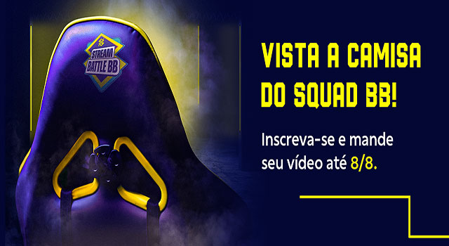Read more about the article Stream Battle BB: concurso vai revelar seis streamers
