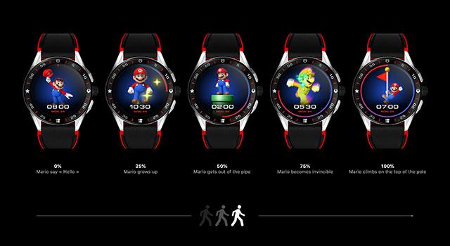 Read more about the article TAG Heuer e Nintendo criam edição limitada com Super Mario