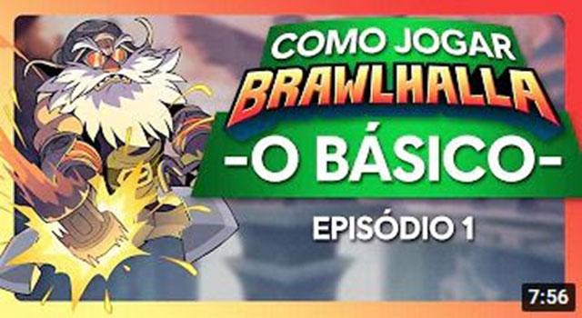Read more about the article Ubisoft Brasil lança série para ensinar Brawlhalla