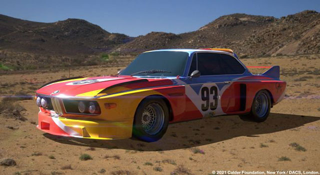 Read more about the article BMW e Acute Art lançam exposição de realidade aumentada