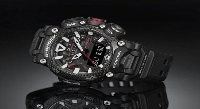 Read more about the article Casio lança G-Shock com funções de missão de voo