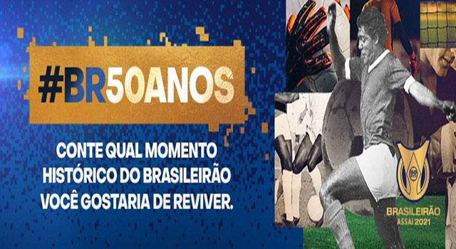 Read more about the article Kwai celebrar 50 anos do Brasileirão