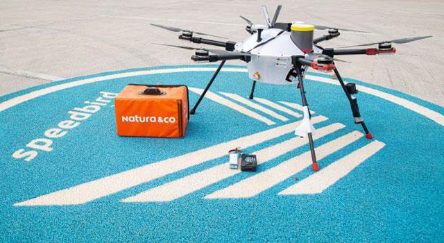 Read more about the article Natura e Avon iniciam testes para entregas com drones