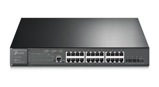 Read more about the article TP-Link expande linha de switches PoE