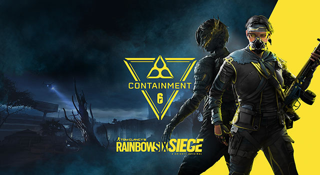 Read more about the article Tom Clancy's Rainbow Six Siege anuncia evento Containment