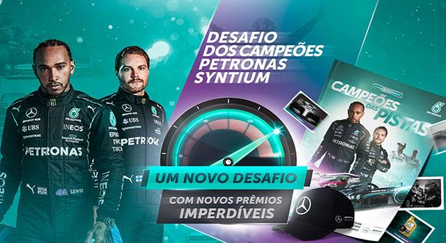 Read more about the article Segunda edição do Desafio dos Campeões da Petronas