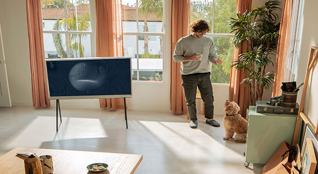 Read more about the article Samsung amplia categoria Lifestyle com The Serif