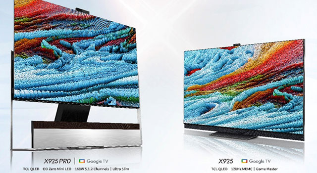 Read more about the article TCL lança Mini LED TVs com desempenho 8K