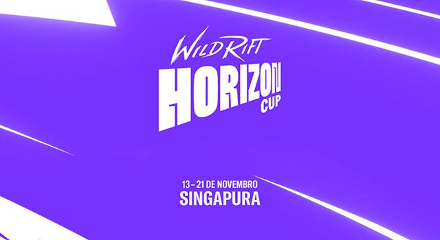Read more about the article Primeiro torneio internacional de Wild Rift será em Singapura