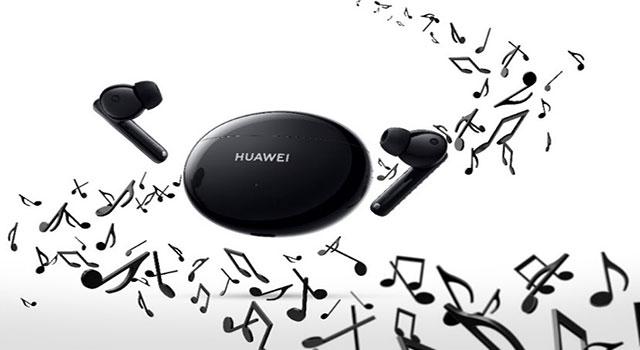 Read more about the article Huawei FreeBuds 4i chega na cor preta e com preço especial
