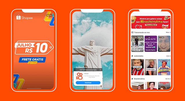 Read more about the article Kwai estreia plataforma de anúncios para o Brasil