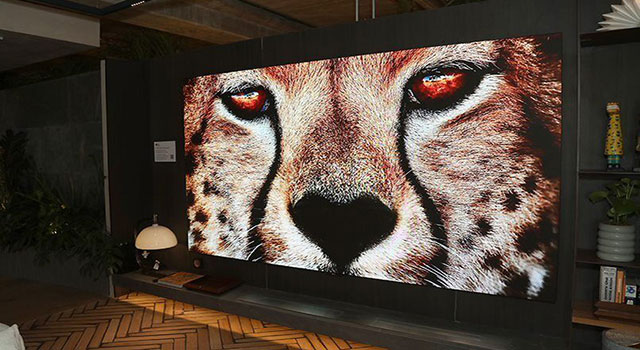 Read more about the article LG LED 136″ redefine experiência de cinema em casa