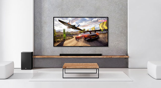 Read more about the article Novos modelos de Sound Bars da LG