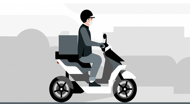 Read more about the article Uber Flash Moto chega a São Paulo