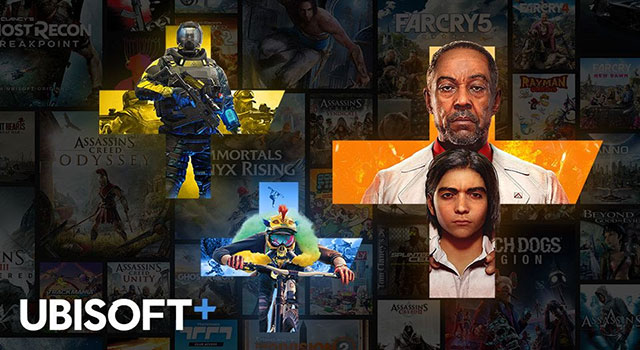 Read more about the article Ubisoft+ já está disponível no Brasil